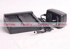 TRIMBLE DUAL Charger For TRIMBLE 5700/5800/R8/R7/R6 GPS 54344 BATTERY