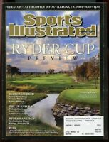 SI: Sports Illustrated September 16, 2008 Golf Plus Ryder Cup Preview G