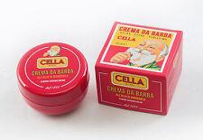 Sapone da Barba Cella in Ciotola all' olio di Mandorla 150 g Crema da Barba