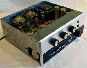 Rogers Cadet III integrated valve amplifier. Serviced.