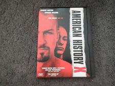 American History X (Dvd, 1998, Widescreen) - Ships With or Without Dvd Case
