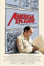 American Splendor Original D/S Rolled Movie Poster 27x40 New 2003 Paul Giamatti
