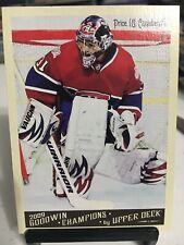 2009 Upper Deck Goodwin Champions #38 Carey Price : Montreal Canadiens Hot 🔥