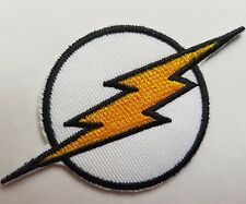 Comic Super Hero Logo Iron on Sew on Embroidered Patch Badge Motif  For Clothing