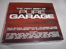 v/a VERY BEST OF PURE GARAGE-MAT JAM LAMONT-TINA MOORE/M DUBS...4 DISCS NEW CD