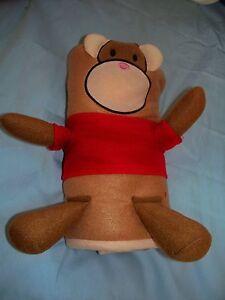 NEW Baby Blanket - MONKEY-  SHOWER GIFT  CHRISTENING Fleece Roll Up Easy Carry