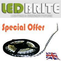 5mtr Cool White LED Strip 60 LED's per Meter