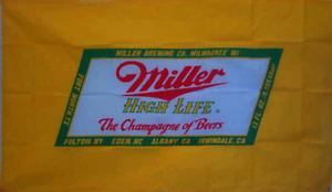 NEW 3X5ft MILLER BEER FLAG BANNER SIGN superior quality usa seller fade resist