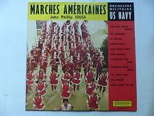 marches américaines JOHN PHILLIP SOUSA Orchestre militaire US NAVY 30 CV 962