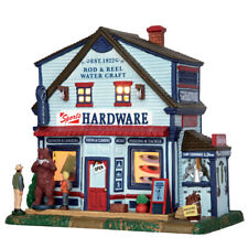 NEW 2017 LEMAX CHRISTMAS VILLAGES SPORTS HARDWARE #55013