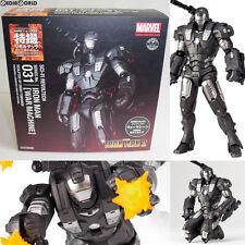 [USED] Tokusatsu Revoltech Ironman War Machine Ironman 2 Figure Kaiyodo Japan