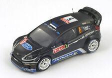 SPARK Ford Fiesta RS WRC No.5 8th Rally Monte Carlo 2012 Ott Tanak  S3341 1/43