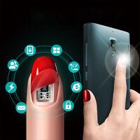 New Wearable Smart Nail Sticker Simulate IC Card N2L/N2M/N2F NFC Smart Nail Art