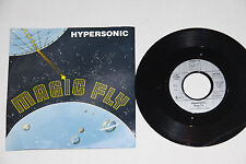 "HYPERSONIC-Magic Fly-Electronic UE 1985-VINYL 7"" SINGLE RARE NM"