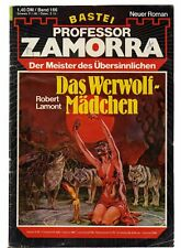 PROFESSOR ZAMORRA Band 166 / DAS WERWOLF-MÄDCHEN