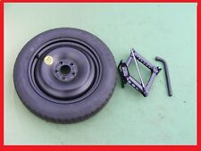 "VOLVO V60 R DESIGN 2010-2018 16"" SPACE SAVER SPARE WHEEL FREE POSTAGE"