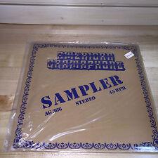 American Gramaphone ~ Sampler AG366 ~ 45 RPM Record