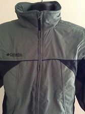 Columbia Sportswear  youth teen Jacket Size 18/20 Green & Black SXS