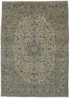 Vintage Classic Floral Design 9'4X13'5 Handmade Oriental Rug Wool Decor Carpet
