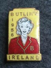 More details for rare butlins badge ireland 1956