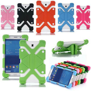 Universal Soft Silicone Protective Case For Alcatel Nextbook DigiLand 10.1in Tab