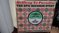 HALFWAY TO PARADISE THE EPIC RECORDS STORY CD 1960-1962 Rock Oldies 3 CD SET