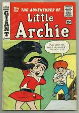 Adventures Of Little Archie #28 (Elvis Presley Biography, Dramatic) Archie, 1963