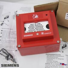 SIEMENS DM1132 AG 52166 HANDFEUERMELDEN MANUAL CALL POINTS BOX CASE WR7 / 1007
