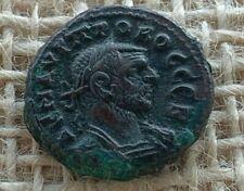 More details for probus bi tetradrachm of alexandria, egypt.  ad 276/7.        l95