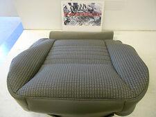 Factory OEM Genuine Mopar Front Seat Bottom Cover Left Drivers Side Grey NEW