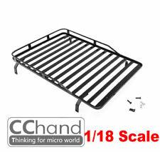 CC hand Metal Roof Rack For RC4WD GelandeⅡ 1:18 D90   Red/Black