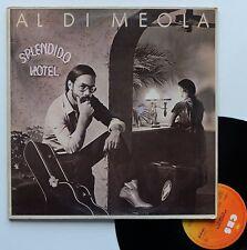 "LP Al Di Meola   ""Splendido hotel"""