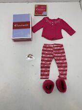American Girl Fair Isle Pajamas MyAG - New In Box