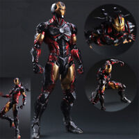 """Figuren Spielzeug 10 """"Marvel Iron Man Actionfigur Arts Kai Avengers Sammlung Sp"""