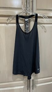 NIKE FIT DRY Sleeveless Athletic Top Size L