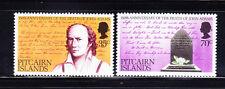Pitcairn Is, John Adams Scott 182-3, MNH Lot 6406