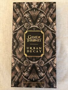 🌟Collector/ Magnifique Grande Palette 20 Fards - Urban Decay x Game of Thrones