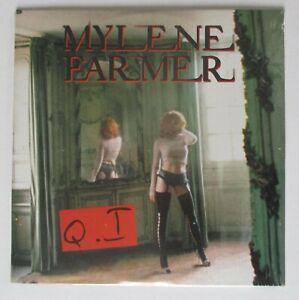 Mylène Farmer CD 2 titres Single Q.I. 2005 neuf scellé