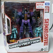 Hasbro Transformers War for Cybertron Trilogy Hotlink Netflix Walmart Exclusive