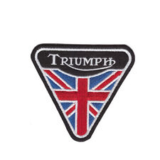 PATCH ECUSSON  THERMOCOLLANT  TRIUMPH ROCK BIKER