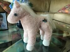 "Kookeys Pink Horse Plush Doll 10"" nice! See Picts"