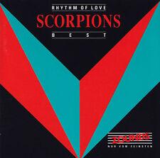 Scorpions - Rhythm Of Love - Best  [Cd]