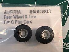 AURORA AFX G-Plus Rear Wheel and Tire 1pair from Mid-America Raceway