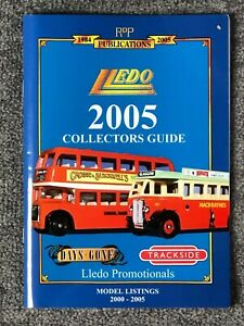 Lledo (RDP) Collector Guides 2005 Trackside, Promotional, Days Gone
