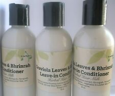 Graviola & Bhringraj Leave-in Hair Conditioner 8 oz. Hair Milk, Brina Organics