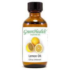 2 fl oz Lemon Essential Oil (100% Pure & Natural) - GreenHealth