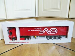ELIGOR 'RENAULT PREMIUM DXI CURTAINSIDE - NORBERT DENTRESSANGLE' 1:43. MIB/BOXED