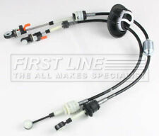 PEUGEOT 207 Gear Change Cable 1.6 1.6D 06 to 08 5 Speed MTM Firstline 2444CZ New