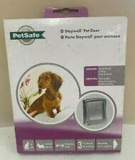 Petsafe Staywell Original 2 Way Door Silver Finish Cat / Dog (D3)