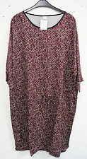 Markenlose Kurzarm Damenkleider in Übergröße